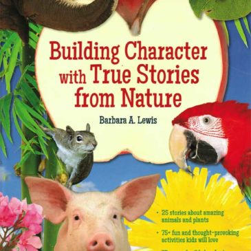 Building Character With Nature's Lessons