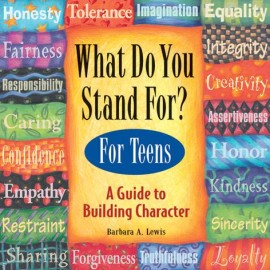 Character Building for Teens Interview