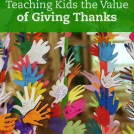 Gratitude Is Good for the Heart: Teaching Kids the Value of Giving Thanks